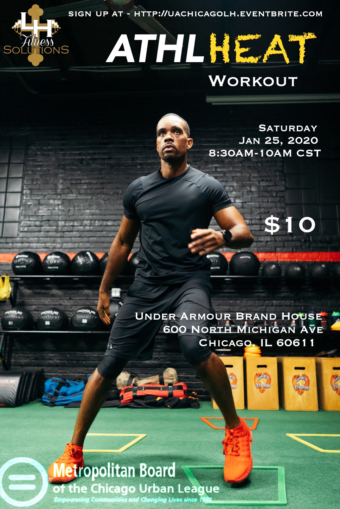 Under Armour collab promo