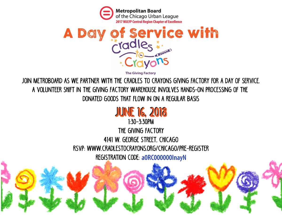 Cradles-to-Crayons